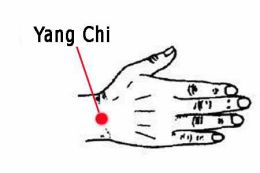 point yangchi